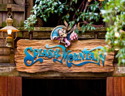 Splash Mountain | Magic Kingdom