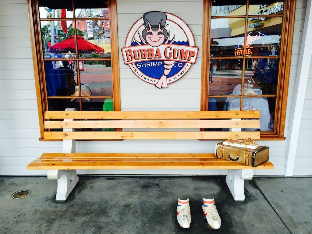 Orl389 bubbagump bench