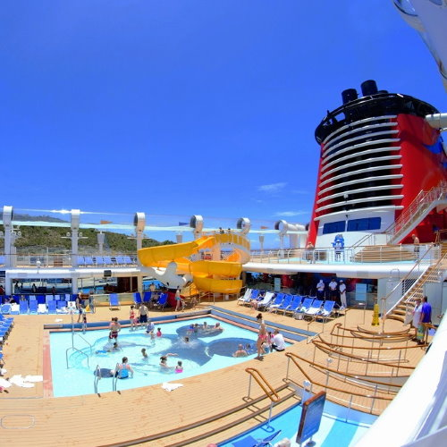 Disney Cruise Line Photo