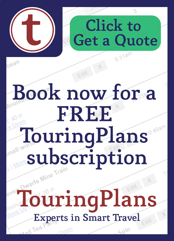 Travel with TouringPlans, The Experts in Smart Travel