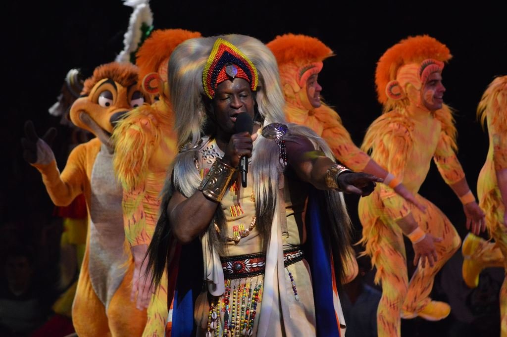 Festival Of The Lion King Disney S Animal Kingdom