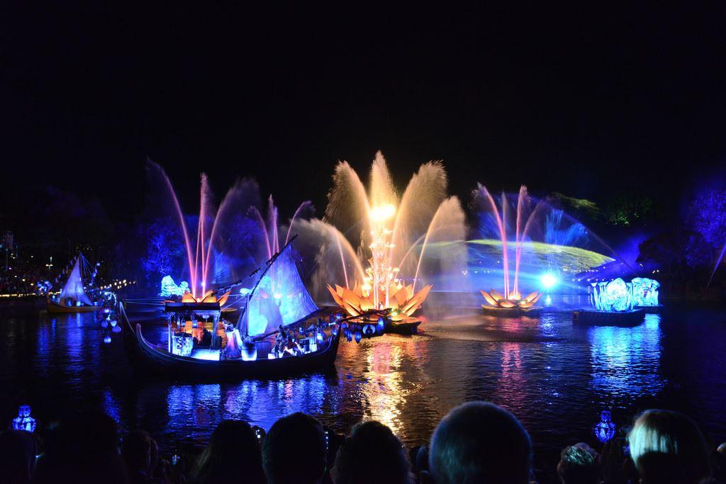Rivers Of Light Disney S Animal Kingdom