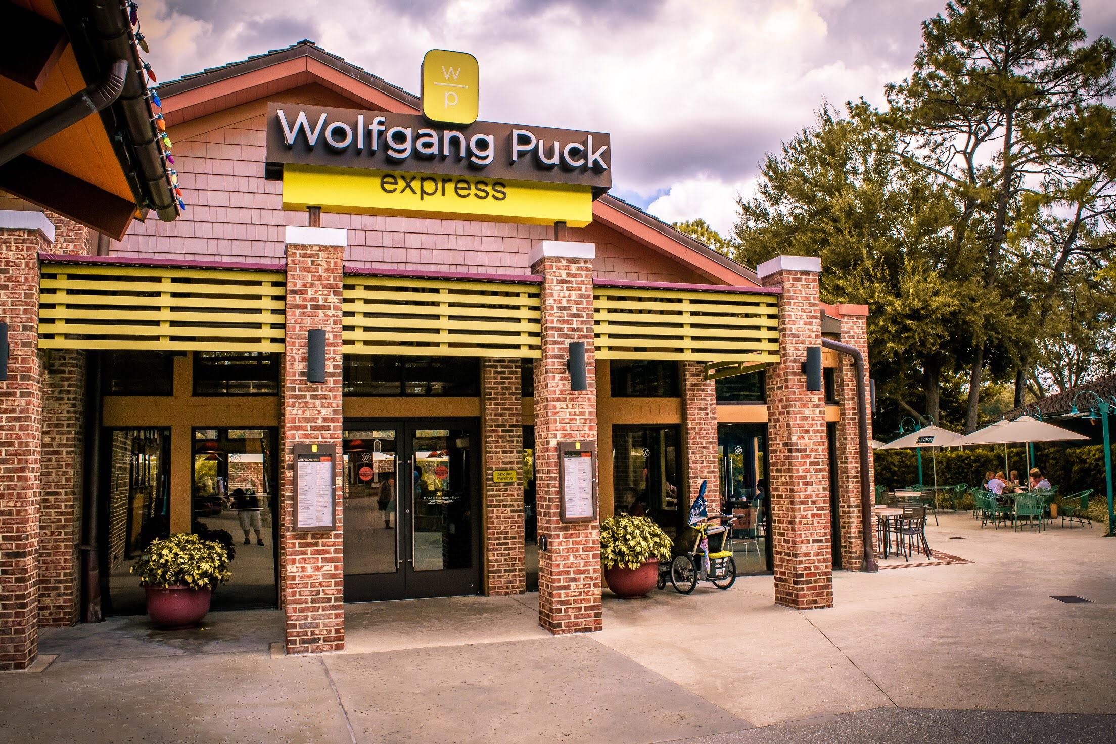 Wolgang Puck Express Disney Springs