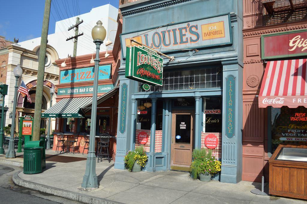 Louie S Italian Restaurant