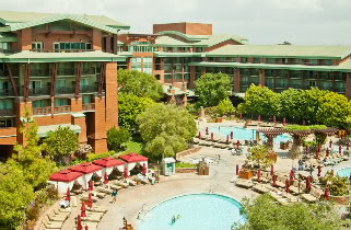 Disney S Grand Californian Hotel Spa