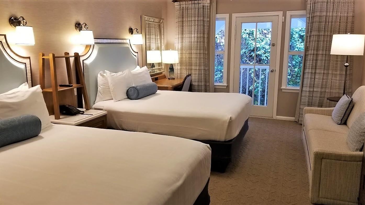 Disney S Beach Club Resort Rooms