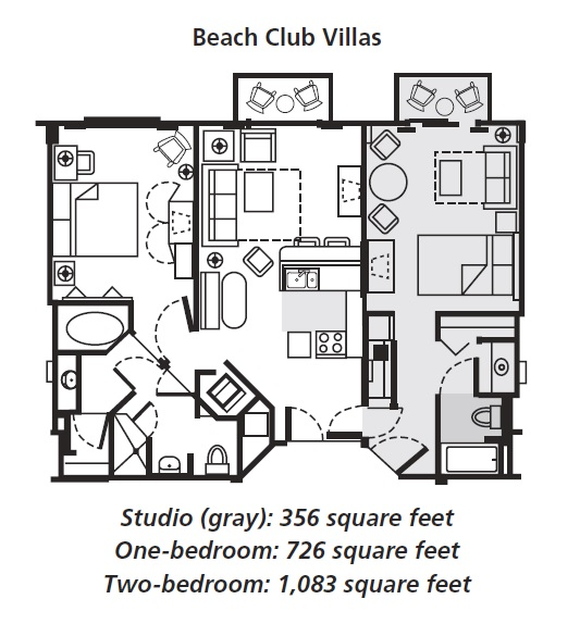 Disney 39 S Beach Club Villas