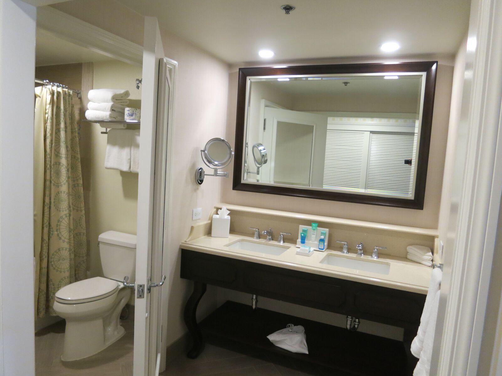 Disneys Boardwalk Inn Hair Dryer Wiring Diagram Resort Bathroom