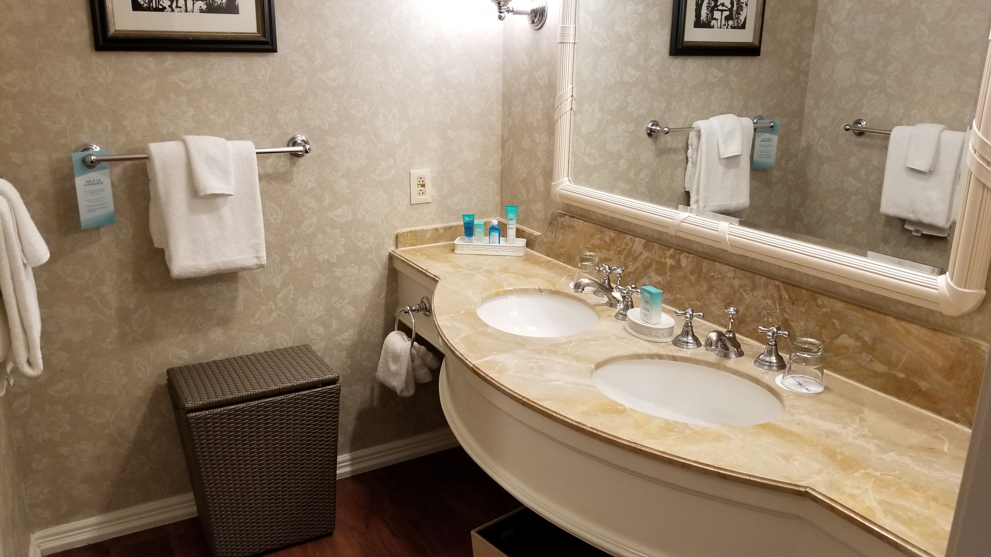Disneys Grand Floridian Resort Spa In Blog Comments 0 Email This Tags Diagram Bathroom Sink A Typical