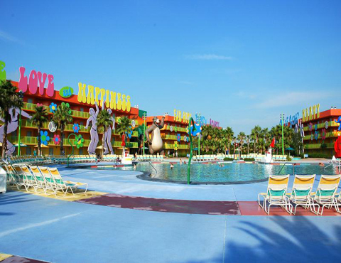 Disney\'s Pop Century Resort