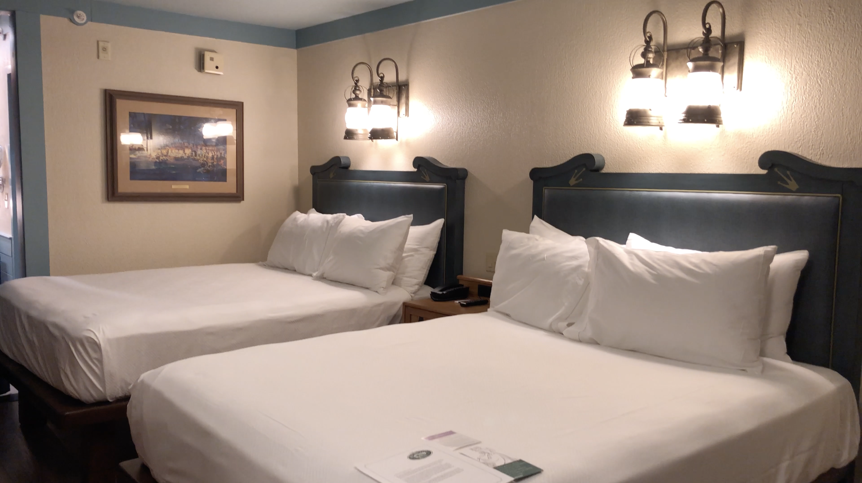 Port Orleans Riverside Room