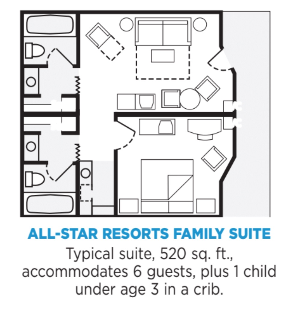 Disney's All-Star Music Resort on