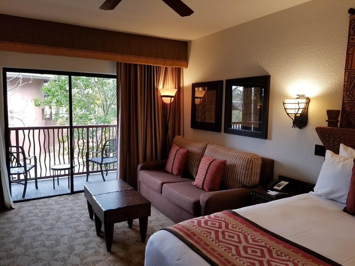 Animal Kingdom 2 Bedroom Villa Floor Plan: Disney's Animal Kingdom Lodge