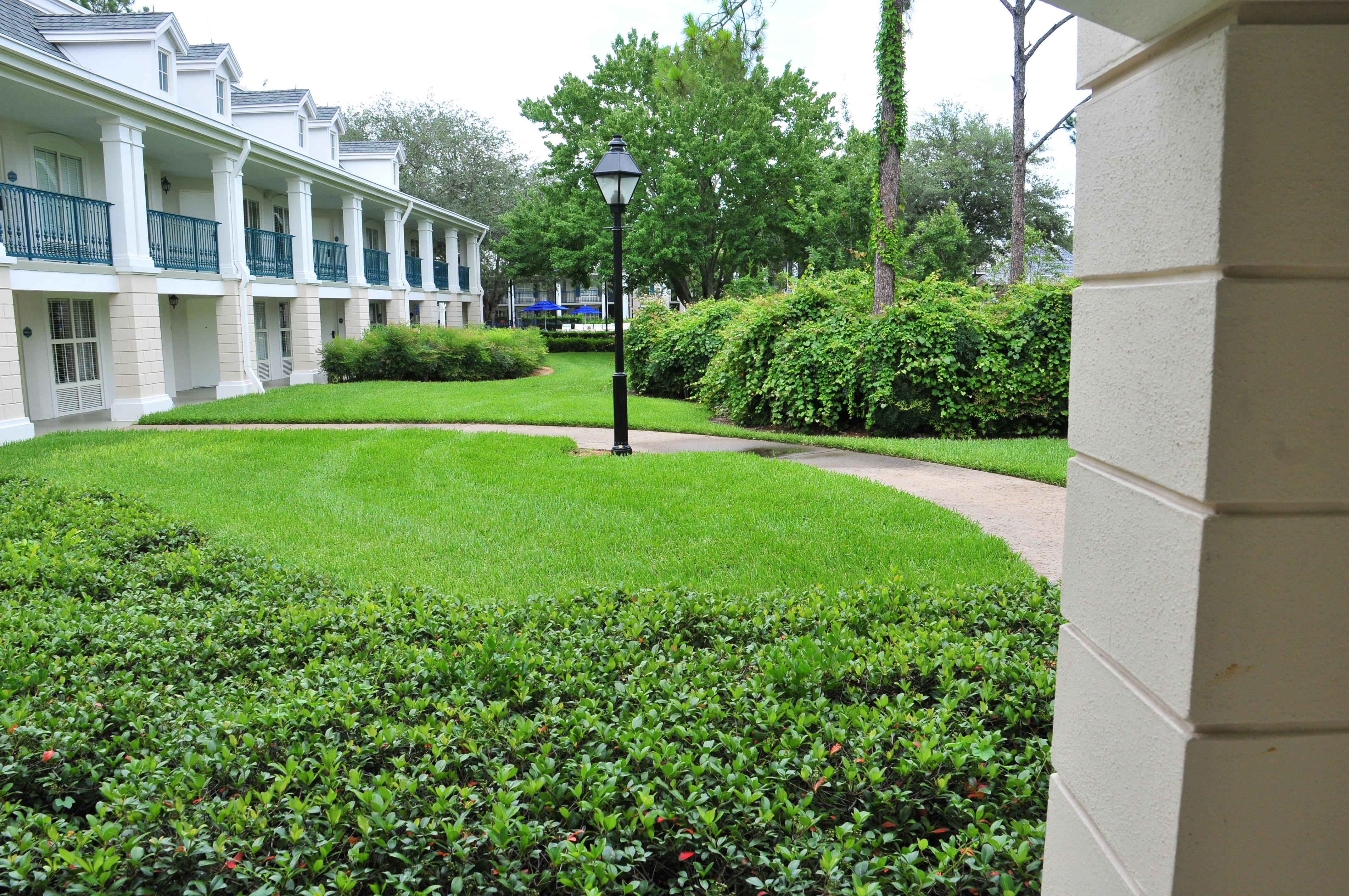 View Of Disney 39 S Port Orleans Resort Riverside